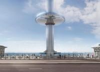В Великобритании открылась самая высокая обзорная площадка в мире