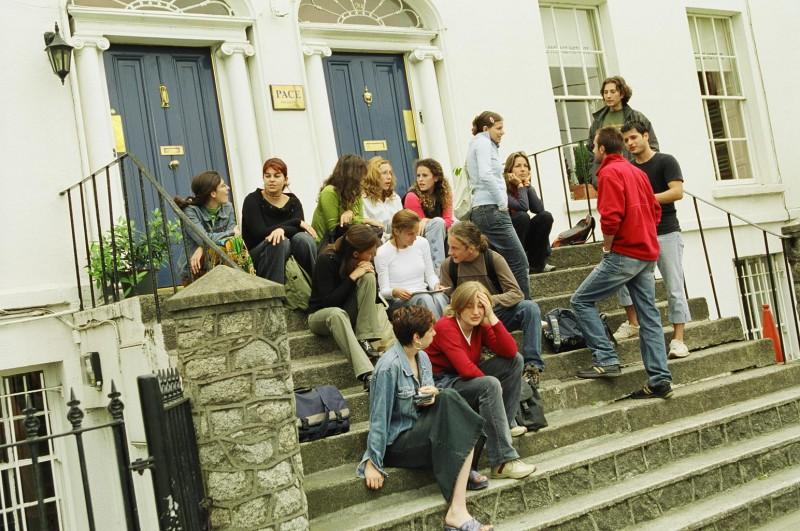 Ирландия, город Брэй школа PACE