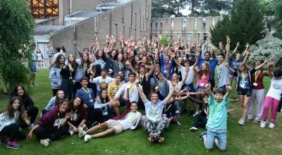 Англия, город Сайренсестер, летняя школа Trinity UK