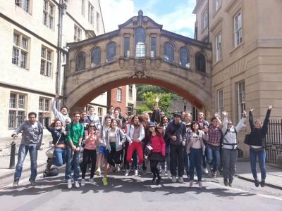Англия, город Оксфорд, Oxford School of English (OSE)