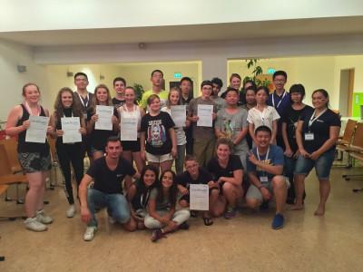 Летняя школа-саммит ASTUR в городе Фульда, Германия