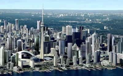 Канада, город Торонто, школа Sprachcaffe. Летняя программа для детей