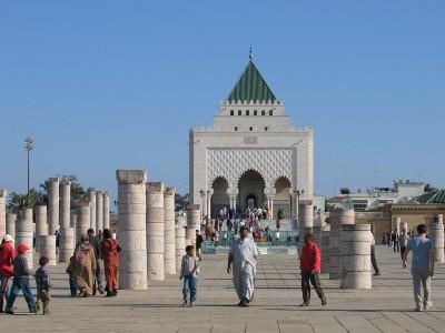 Марокко, город Рабат, школа Sprachcaffe