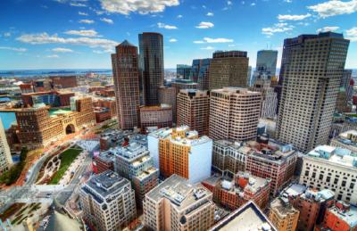 США, город Бостон, школа Talk
