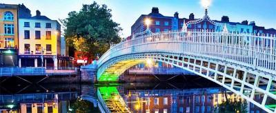 Ирландия, город Дублин, школа Eurocentres