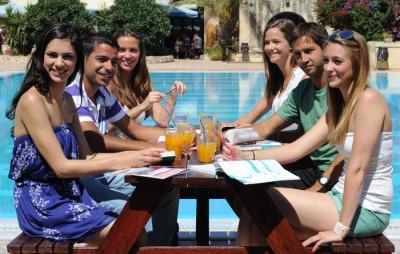 Мальта, школа Sprachcaffe St Pauls. Летняя программа для детей