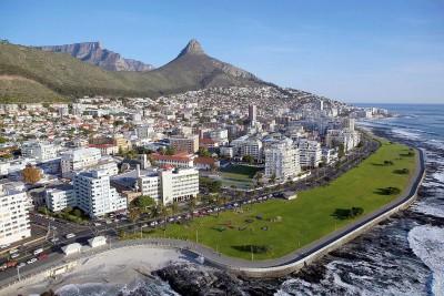 ЮАР, город Кейптаун, школа Eurocentres