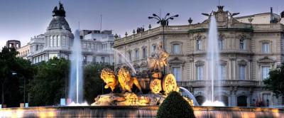 Испания, город Мадрид, школа Eurocentres