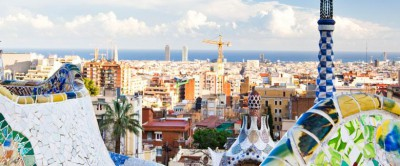Испания, город Барселона, школа Eurocentres
