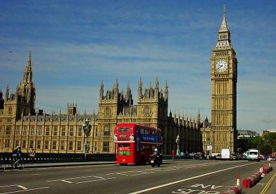 Англия, город Лондон, школа Eurocentres