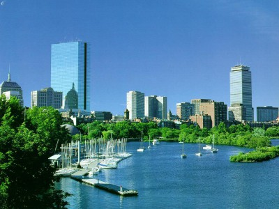 США, город Бостон, школа Staffordhouse