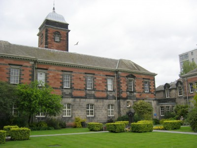 Шотландия, город Данди, школа Staffordhouse