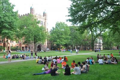 Нью-Хейвен(Йельский Университет)
