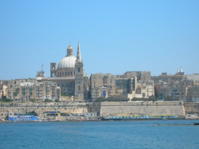 Мальта, город Слиема, школа Eurocentres