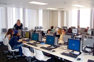 США, город Сан-Диего, школа LSI. Программа для подростков