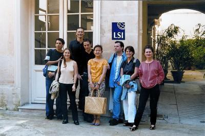 Франция, город Париж, школа LSI
