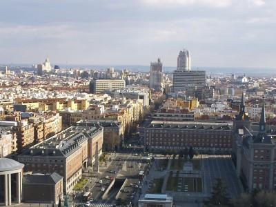 Испания, город Мадрид, школа LSI