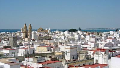 Испания, город Кадис, школа LSI