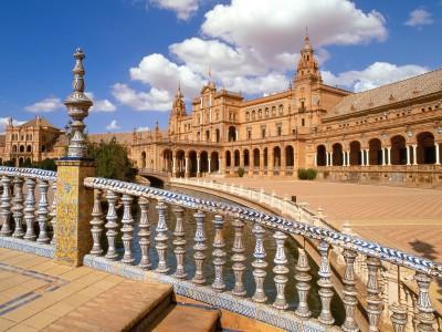 Испания, город Севилья, школа LSI