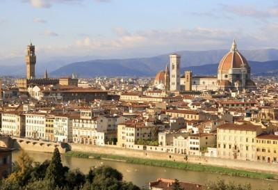 Италия, город Флоренция, школа LSI