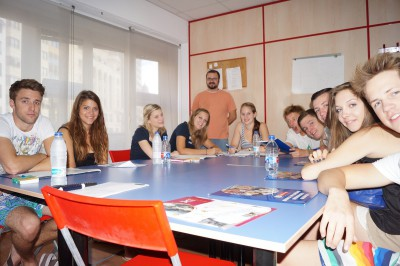 Испания, город Валенсия, школа LSI