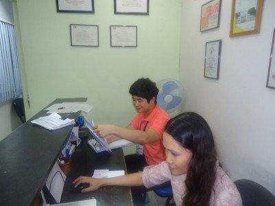 Филиппины, Остров Себу, школа USP ESL