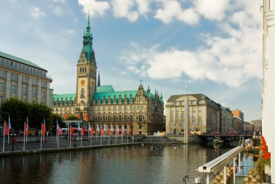 Германия, город Гамбург, школа Did Deutsch Institut