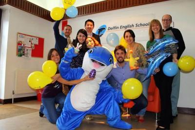 Дублин, Delfin English School SALE 30%