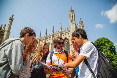 Школа EC, Кэмбридж. Летняя программа для детей