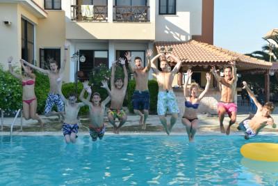 Школа English in Cyprus, Епископи. Летняя программа для детей