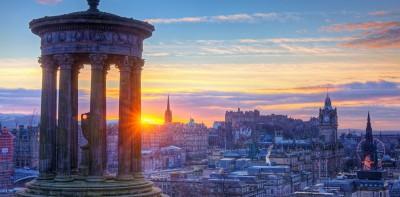 Шотландия, город Эдинбург, школа Experience English. Программа для учителей