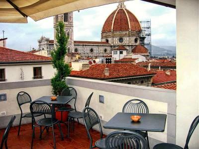 Школа Sprachcaffe, Флоренция