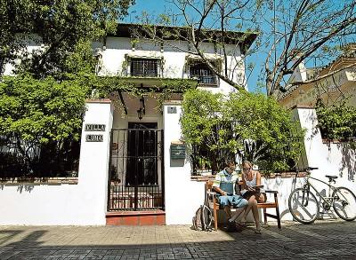 Школа Sprachcaffe, Малага