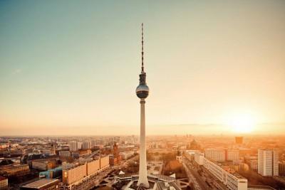 Германия, город Берлин, школа Goethe-Institut