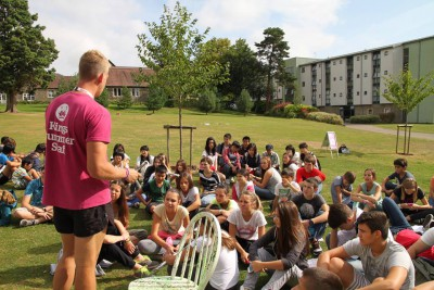Англия, город Бат, школа Kings. Летняя программа для детей