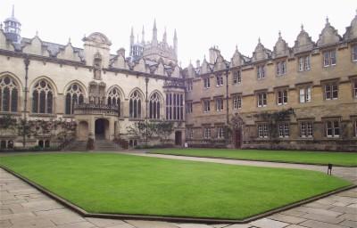 Англия,город Оксфорд, школа Kings School