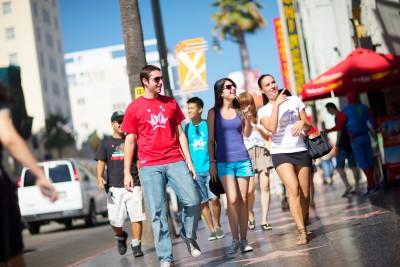 CША,город Лос-Анжделес, школа Kings. Летняя программа для молодежи