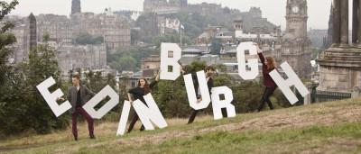 Шотландия, город Эдинбург, школа Experience English. Летняя программа для взрослых