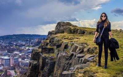 Шотландия, город Эдинбург, школа Experience English. Летняя программа для детей