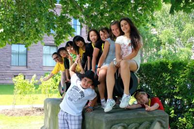 Англия,город Оксфорд, школа Solcamps. Летняя программа для детей